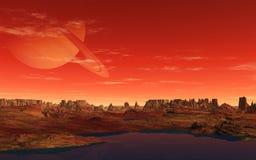 Сатурн Стоковое Фото