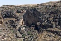 Сафари 6 виллиса salalah Омана гранд-каньона гор Dhofar арабское стоковое изображение
