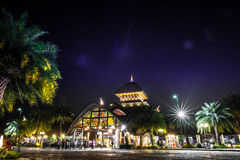 Сафари ночи Чиангмая стоковая фотография rf