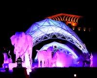 Сафари ночи Чиангмая Стоковая Фотография