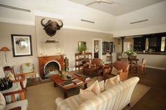 сафари lodge роскошное стоковое фото rf