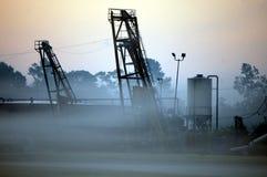 сахар закрытой фабрики Стоковые Изображения