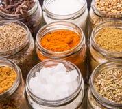 Сахар и специи III стоковые изображения rf