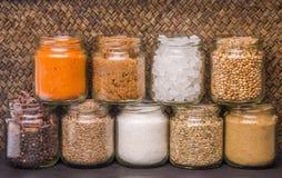 Сахар и специи VII стоковая фотография rf