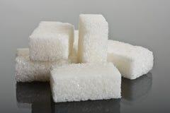сахар кристаллов Стоковое фото RF