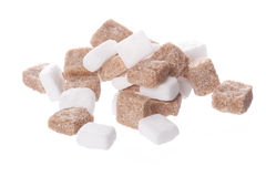 сахар кубиков Стоковые Изображения RF