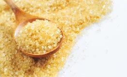 сахар ложки тросточки стоковое фото