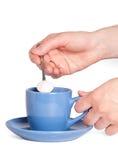 сахар ложки Стоковые Изображения