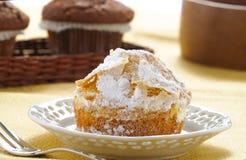 сахар напудренный булочкой Стоковая Фотография RF