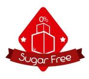 Сахар освобождает дизайн Стоковые Фото