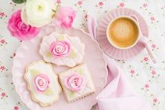 сахар печений Стоковая Фотография