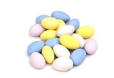 сахар покрынный миндалинами Стоковое Фото