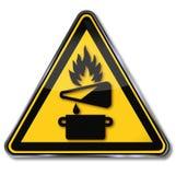 Сахар, пунш схватов огня и пунш рябиновки Стоковые Фотографии RF
