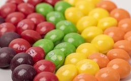 Сахар радуги Стоковые Изображения