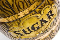сахар Стоковое Изображение