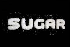 сахар Стоковая Фотография RF