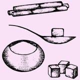 сахар бесплатная иллюстрация