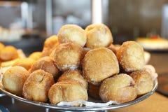 сахар donuts Стоковые Фото
