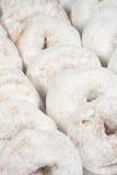 сахар donuts Стоковые Изображения