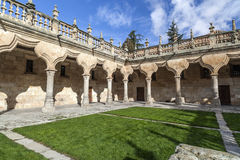Саламанка, Кастилия Леон, Испания стоковые фотографии rf