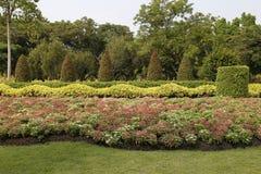Сад ландшафта Стоковые Фотографии RF
