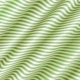 Салатовый вектор предпосылки волны Стоковое Изображение
