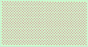 Салатовый и розовый Стоковые Фото