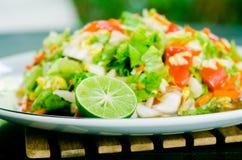 Салат весны Стоковое Фото