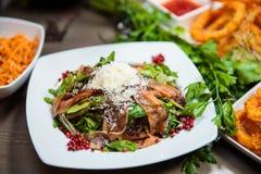 Салат ветчины стоковые фотографии rf