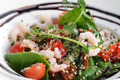 салат вкусный Стоковые Фото