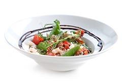 салат вкусный Стоковые Изображения