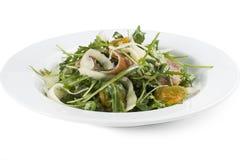 Салат вылеченного свинины Стоковое Изображение RF
