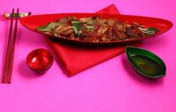Салат Вьетнам говядины Стоковое Фото