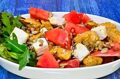 салат из курицы груди Стоковая Фотография RF
