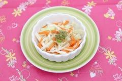 Салат капусты Стоковая Фотография