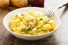 Салат картошки Стоковое Фото