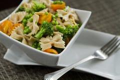 Салат макаронных изделий Стоковые Изображения