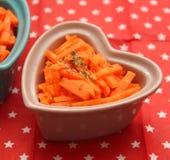 Салат морковей Стоковое Изображение RF