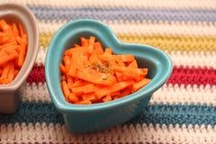 Салат морковей Стоковая Фотография RF