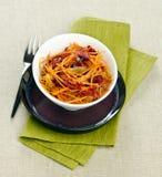 Салат моркови Стоковые Изображения