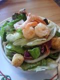Салат овоща креветки Стоковые Фотографии RF
