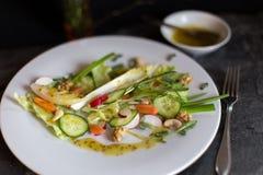 Салат овощей весны Стоковые Изображения RF