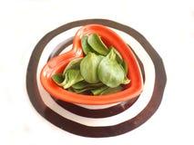 Салат поля Стоковое Изображение