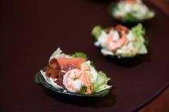 Салат продукта моря Стоковые Фотографии RF