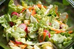 Салат сада стоковое изображение