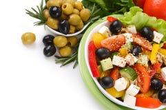 Салат свежего овоща Стоковые Фото
