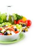Салат свежего овоща Стоковое Фото