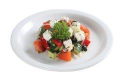 Салат свежего овоща Стоковые Изображения RF