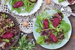 Салат свеклы Стоковое Фото