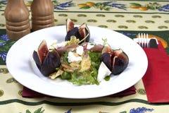 Салат смоквы Стоковое фото RF